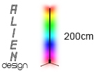 ALIEN Design M.I.G. 200CM
